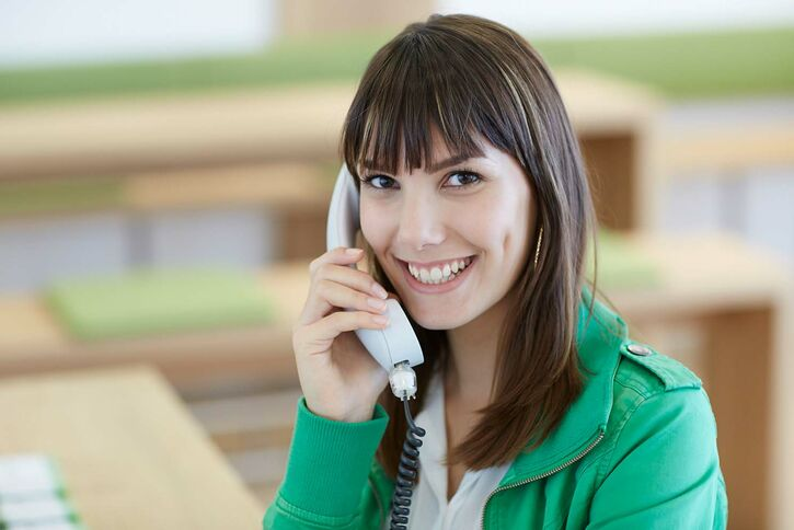 Customer service telephone support