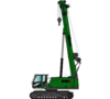 SENNEBOGEN 643 E Crawler pictogram: telescopic crane / telecrane for construction sites and as an alternative to a revolving tower crane