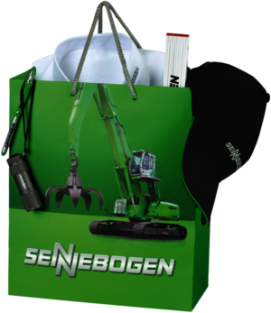 SENNEBOGEN Shop - fan merchandise and promotional items