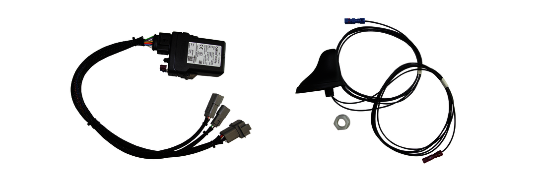 SENNEBOGEN SENtrack telematic system Retrofit kit for fleet management