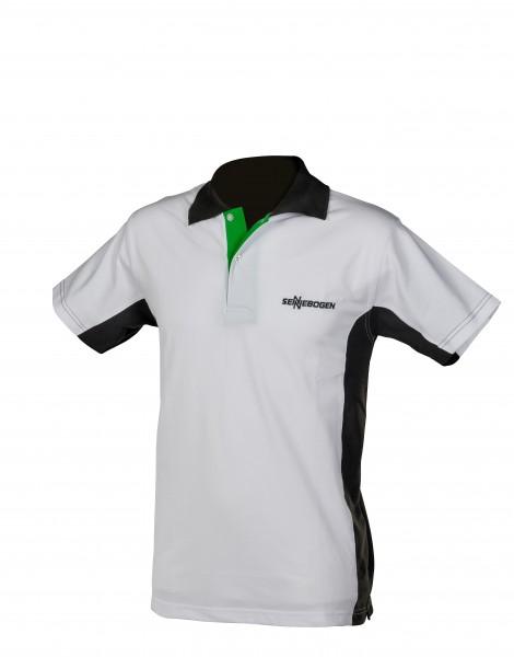Polo Shirt white Women  d008379664